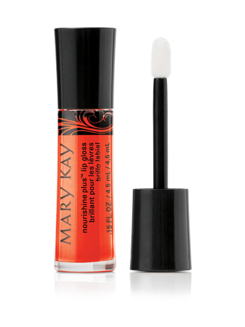 Mary Kay® NouriShine Plus® Lip Gloss - Mango Tango (Shimmer)